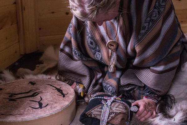 Shamansk healing